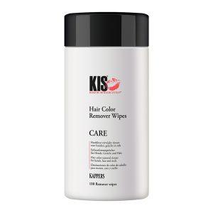 Ремувер-салфетки KIS Hair Color Remover Wipes для удаления краски для волос с кожи головы