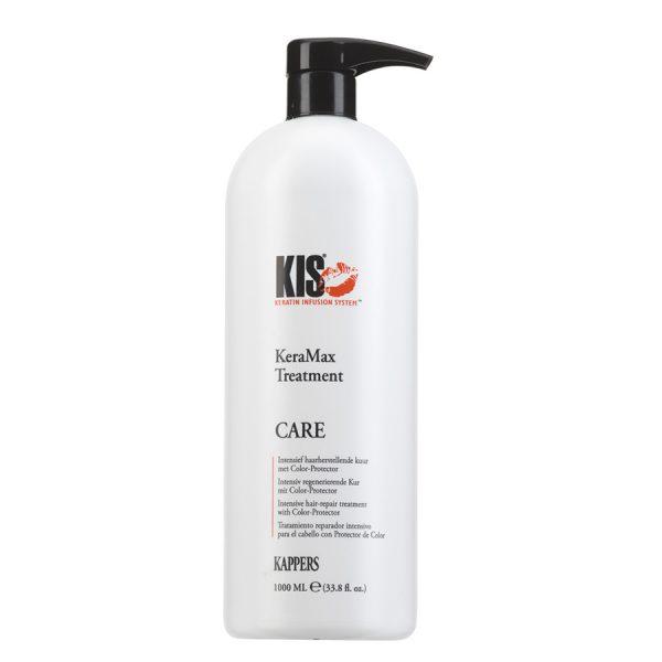Лечебная кератиновая маска KIS KeraMax Treatment (КИС КераМакс Тритмент)