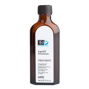 Кератиновый восстанавливающий эликсир для волос KIS ArganOil PowerSerum (КИС АрганОйл ПауэрСерум) на аргановом масле