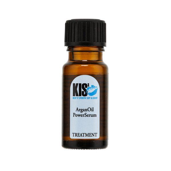 Кератиновый аргановый эликсир для волос KIS ArganOil PowerSerum (КИС АрганОйл ПауэрСерум)