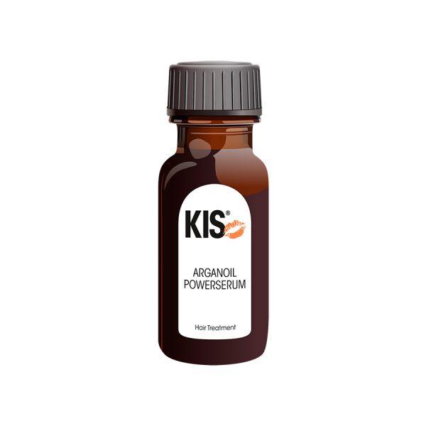 Натуральное аргановое масло для волос KIS ArganOil PowerSerum (КИС АрганОйл ПауэрСерум)
