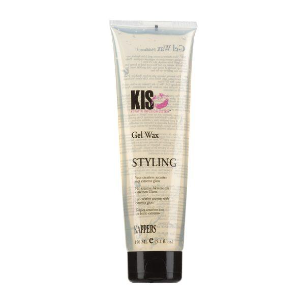Кератиновый гель-воск для волос KIS Gel Wax (КИС Гель Вокс)