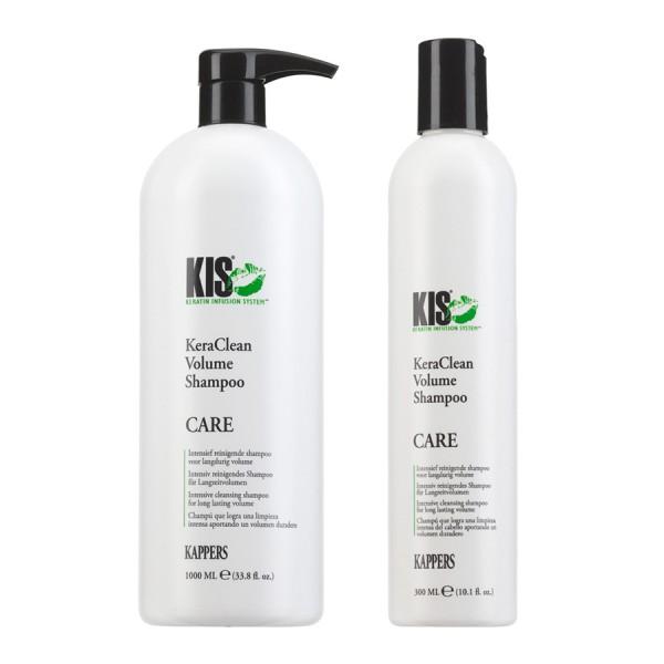 Шампунь глубокого очищения для нормальных волос KIS KeraClean Volume Shampoo (КИС КераКлин Вольюм)