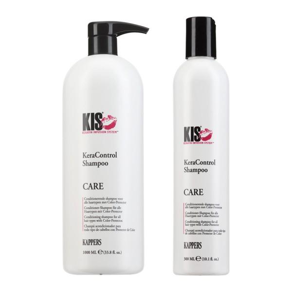 Шампунь-кондиционер для всех типов волос KIS KeraControl Shampoo (КИС КераКонтрол)