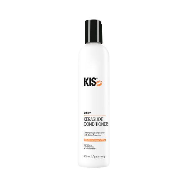 Кератиновый кондиционер-антистатик для волос KIS KeraGlide Conditioner (КИС КераГлайд)