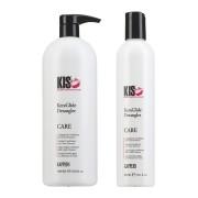 Кератиновый увлажняющий кондиционер для волос KIS KeraGlide Detangler (КИС КераГлайд Детанглер)