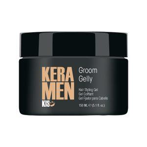 Мужской кератиновый гель для волос KIS Groom Gelly (КИС Грум Гелли)