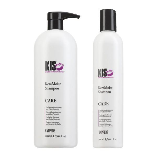 Шампунь для сухих и ломких волос KIS KeraMoist Shampoo (КИС КераМойст)