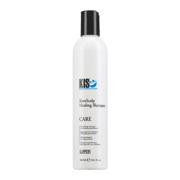 Кератиновый шампунь для сухих волос KIS KeraScalp Healing Shampoo (КИС КераСкальп Хилинг)