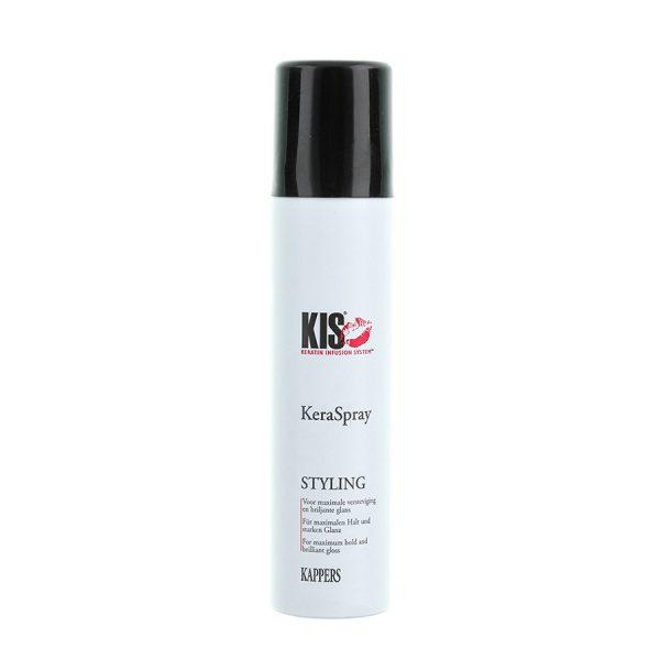 Кератиновый лак для укладки волос KIS KeraSpray (КИС КераСпрей)