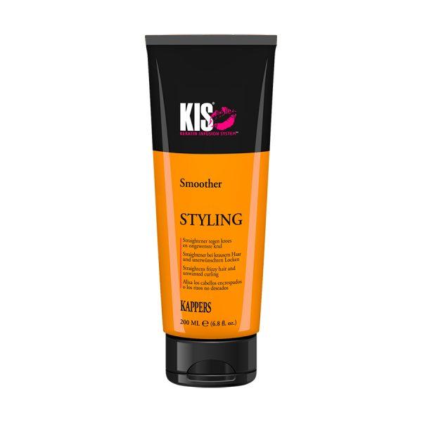 Разглаживающий блеск-бальзам для волос KIS Smoother (КИС Смуфер)