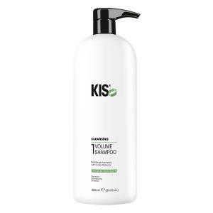 Кератиновый глубоко очищающий шампунь для объема KIS Volume Shampoo (КИС Вольюм)