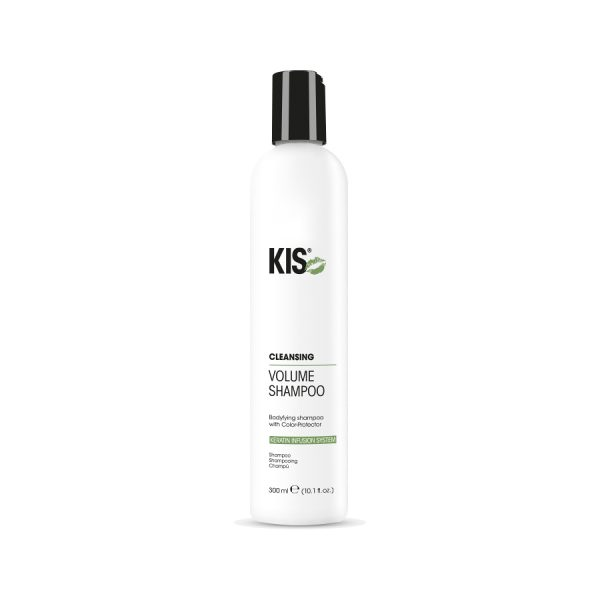 Кератиновый очищающий шампунь для объема KIS Volume Shampoo (КИС Вольюм)